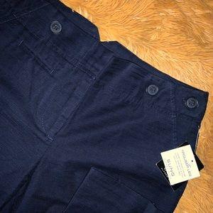 Alfred Sung brand new navy straight leg dress pant